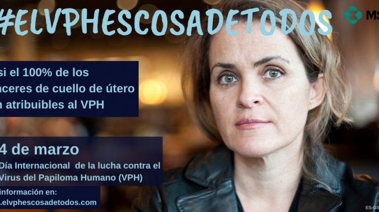 4 de marzo Día Internacional de la lucha contra el Virus del Papiloma Humano (VPH)
